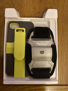 New Griffin GB35566 IPhone 5 FastClip Armband Case Belt-clip & Stand For iPhone
