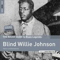 JOHNSON, BLIND WILLIE - ROUGH GUIDE: BLIND WILLIE NEW VINYL