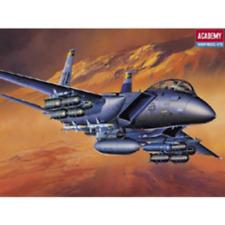 Academy 12478 1/72 F15e Strike Eagle 2110 Plastic Model Kit