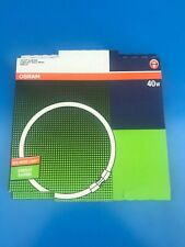 Osram Lamp Fluorescent t5 FC 40w 830 Ring Lumilux White Hot 2GX13 New