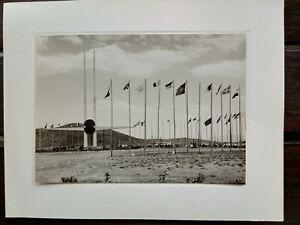 Greece Greek 1963 BOY SCOUT World Jamboree Mondial photo photograph with text