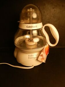 Cuisinart Perfect Tea Steeper Electric Glass Kettle Percolator TEA-410 Works