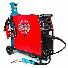 **EOFY SALE** MT-250i INVERTER MIG-TIG-MMA GAS/GASLESS WELDER (OLYMPIC)