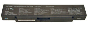 Batteria ORIGINALE per Sony VAIO VGN-FE21B - PCG-7N2M - VGN-FE11S - PCG-7H2M