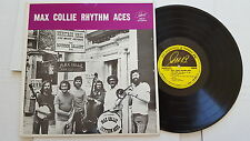 MAX COLLIE RHYTHM ACES - On Tour in the USA 1974 DIXIELAND JAZZ Autographed (LP)