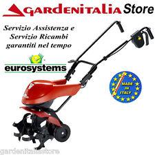Motozappa Elettrica EUROSYSTEMS mod.Z 1- 900 WATT - MADE IN ITALY Elettrozappa