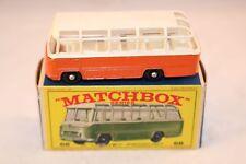 Matchbox Lesney 68 Mercedes Coach excellent plus in box