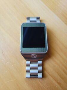 """Samsung Gear 2 Smart Watch """"Silver Face / Bracelet''"""