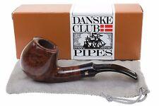 Stanwell Danske Club 84 Brown Tobacco Pipe - Smooth