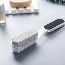 4 in 1 Foot Rasp Abrasive Callus Stones Clean Brush Skin Care Peeling Esfoliante