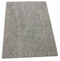 Best Option Chrome 3/8″ Thick 25 oz Plush Textured Indoor Area Rug Carpet