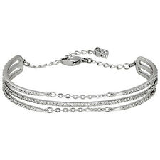 Swarovski Fine Silver-tone Bangle 5230658