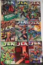 JLA 1999 & 2000 32 33 34 36 37 38 39 40 41 World War III Lot of 9 Comic Books
