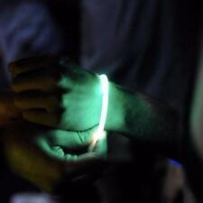 2000 Braccialetti luminosi starlights fluorescenti discoteca party fluo luce top