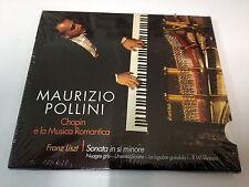Maurizio Pollini - Franz Liszt - Chopin e la Musica Romantica vol 16 CD