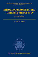USED (LN) Introduction to Scanning Tunneling Microscopy (Monographs on the Physi