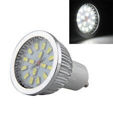 GU10 lampadina Spot 5630 SMD 16 LED bianco 6500K 480LM 6W P7W9 P7D2