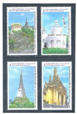 THAILAND 1989 Phra Nakhon Khiri Historical Park  CV $4.45