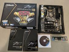 ASRock Z77 Extreme 4, LGA 1155/Socket H2, Intel Motherboard