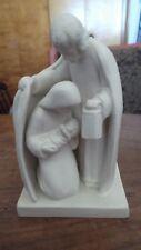Goebel HOLY FAMILY NATIVITY White Porcelain Bisque #Spo 2