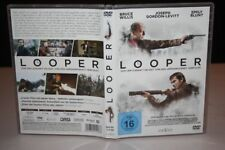 LOOPER Von der Zukunft gejagt von der Vergangenheit verfolgt - DVD FSK 16 WILLIS