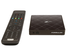 Formuler Z7+ 4K UHD Iptv Android 7.0 Player H.265 Hevc WLAN Black