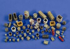 Verlinden 1/35 Panzerwerk Workshop Accessories / Warehouse Stuff [Diorama] 2541