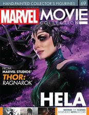 Marvel Movie Collection #69 Hela Figurine & Magazine USA SHIPPER