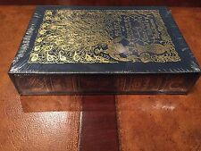 Easton Press PRIDE AND PREJUDICE Peacock Edition with slipcase Austen SEALED