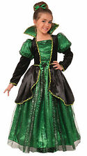 Girls Enchanted Wishes Witch Costume Fairy Tale Good Bad Witch Size Small 4-6