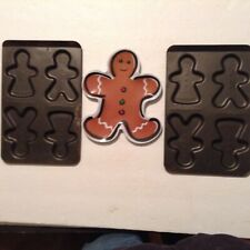 Nestles Tollhouse Cookie Kids Baking Cookie Pan Ginger Bread And Tray