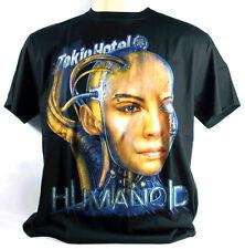 Tokio Hotel Large Size L New! T-Shirt (Humanoid) 1056