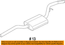 FORD OEM 13-17 Escape 2.0L-L4-Muffler CV6Z5230Y