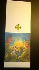 VINTAGE BOY SCOUT POST CARD -- BOY SCOUTS OF AMERICA #4033