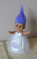 "Vintage Russ 6"" (not including hair) Little Princess Troll"