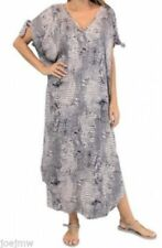 Rayon Long Dresses for Women with Kimono Sleeve