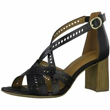 Tamaris Damen Sandaletten Woms Sandals 1-1-28052-34/001 schwarz 841854