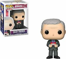 Funko Pop! Television Tv Jeopardy! Alex Trebek #776 w/ Protector