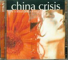 China Crisis - Wishful Thinking (Live & Unplugged) 2x CD Perfetti