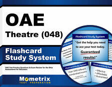 OAE Theater (048) Flashcard Study System