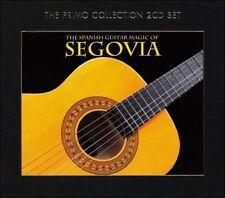 NEW The Spanish Guitar Magic of Segovia (Audio CD)