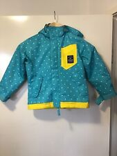 GIRLS XVISION SNOW JACKET SIZE 90/ 4-6YR