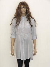 Unbranded Pinstripe Shirt Dresses