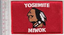 American Indian Tribe Flag California Indians of Yosemite National Park Miwok Tr