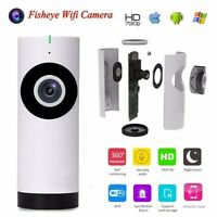 Wireless WiFi HD 720P Network Home Security CCTV IP Camera Night Vision Webcam