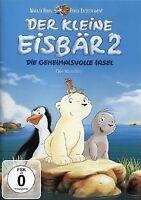 Der kleine Eisbär 2 - Die geheimnisvolle Insel - Warner K...   DVD   Zustand gut