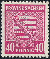 SBZ, MiNr. 84 Y c PF II, tadellos postfrisch, Befund Schulz, Mi. 100,-