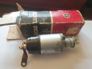 Massey ferguson 35 65 135 genuine lucas starter solenoid nos  m45g tractor