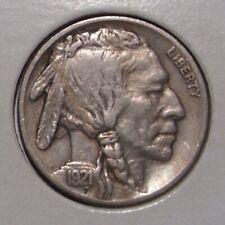 1921 Buffalo Nickel , XF