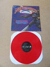 MONSTER MAGNET Superjudge A&M LP RARE 1993 ORIGINAL USA RED VINYL 1ST PRESSING
